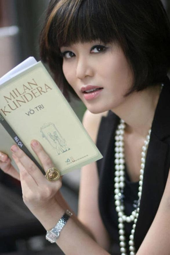 Miss Thu Thuy's personal Facebook status was suddenly updated after 6 days of her death 4