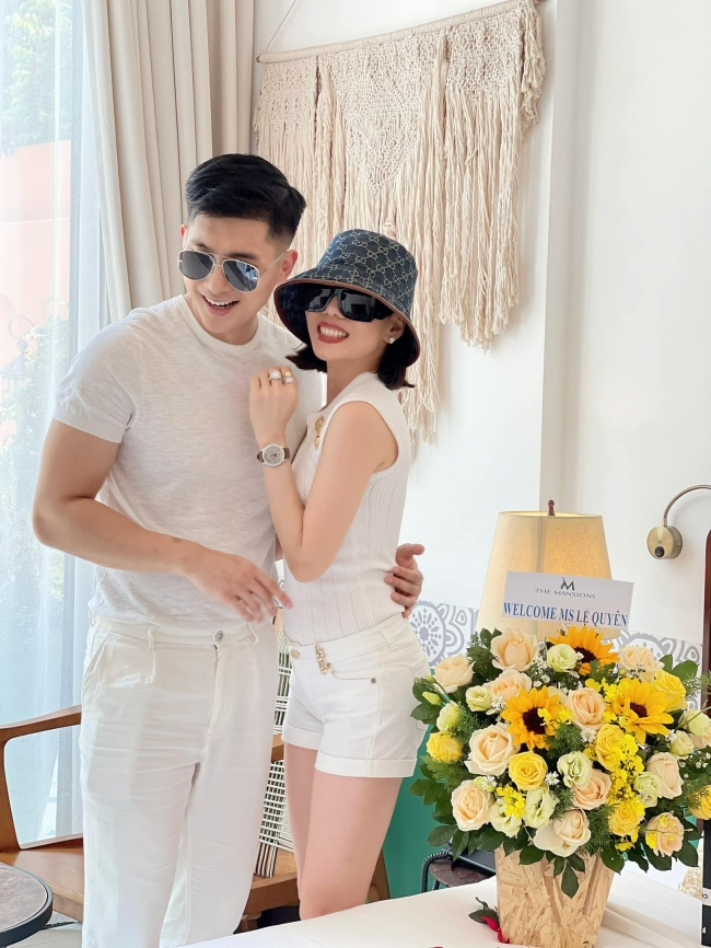 Le Quyen responded sharply when being mocked 'shameless' showing off her body at the age of U40 7