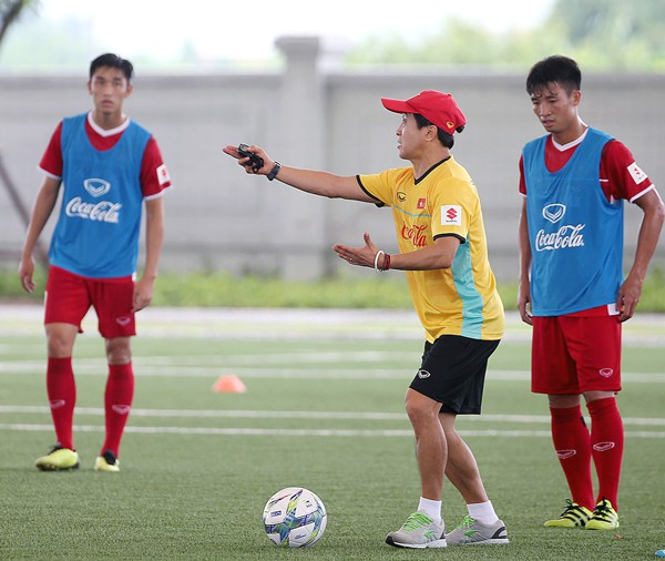 Revealing the replacement of Coach Park Hang-seo, commanding the great battle between Vietnam and UAE 4