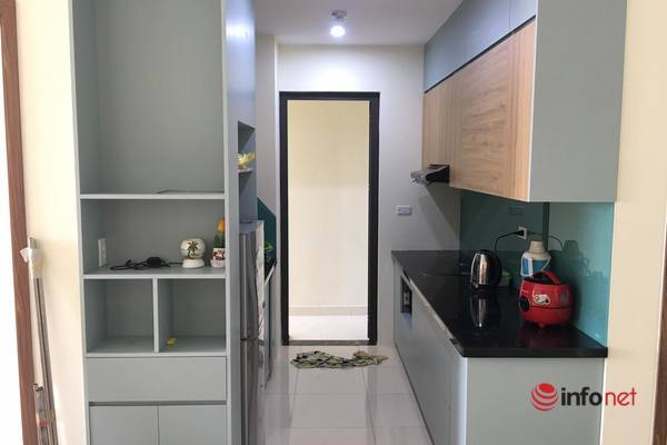 Single girl earns more than 10 million/month, buys a house over 1 billion in Hanoi without having to borrow from a bank