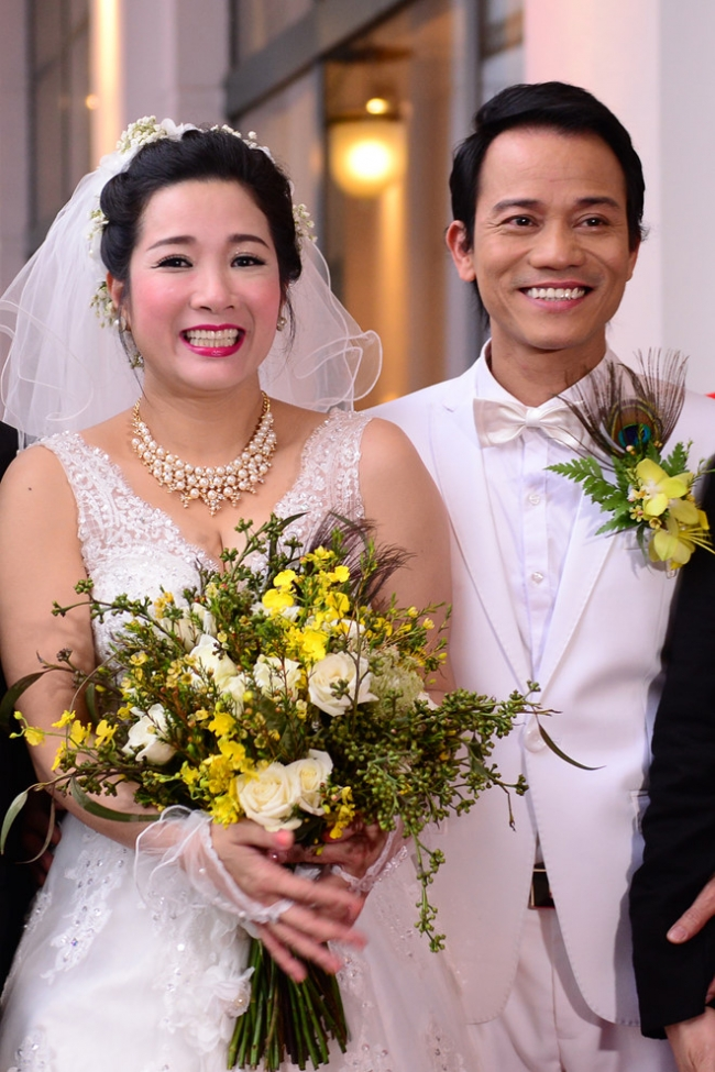 Thanh Thanh Hien first appeared in a TV series after the 5 marriage incident