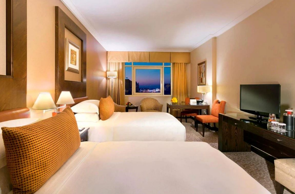 Vietnam Tel's accommodation in paradise Dubai: 5-star standard, the most luxurious and luxurious 3