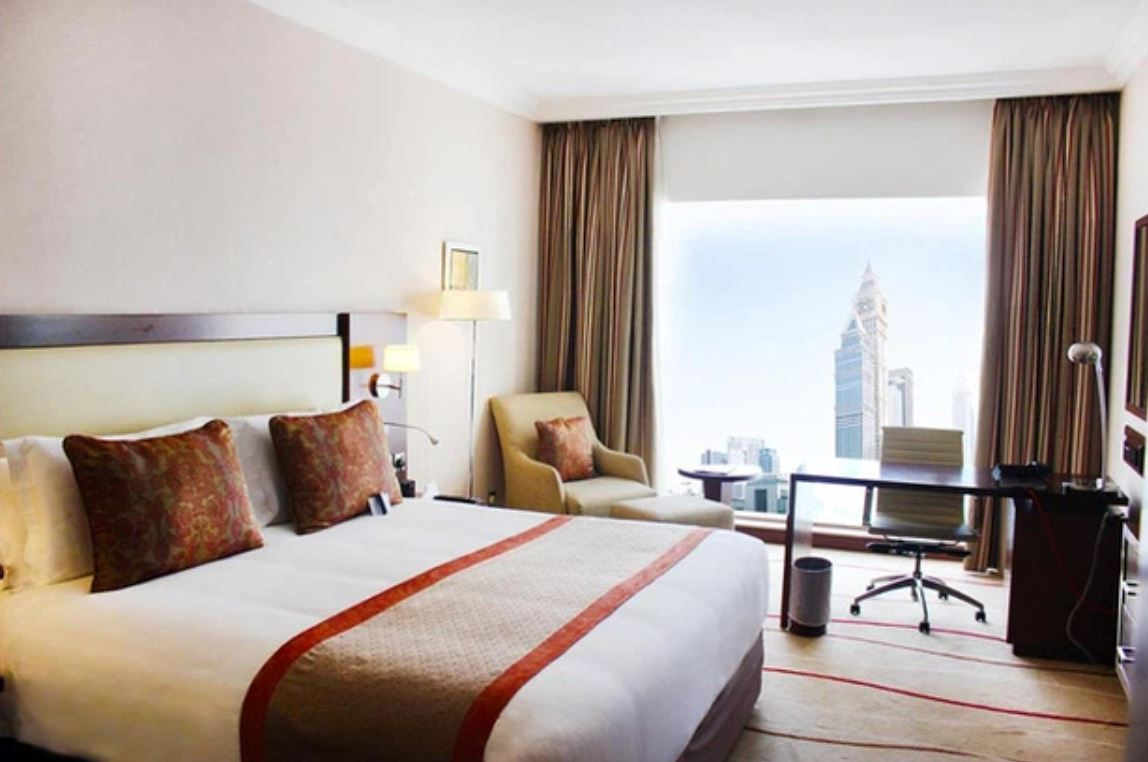 Vietnam Tel's accommodation in paradise Dubai: 5-star standard, the most luxurious and luxurious 6