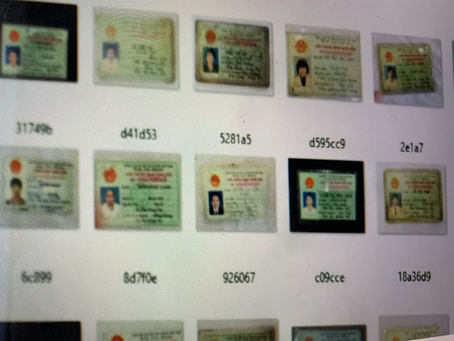 The case of 10,000 Vietnamese people being sold ID cards: NCSC issued an urgent warning to users 2