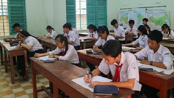 Answers to the math exam questions for the 10th grade exam in Ninh Binh province in 2021 3