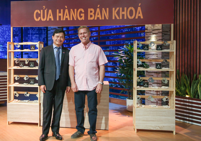 Bringing a 275k motorcycle anti-theft lock to Shark Tank, Mr. Tay confirmed that he would not manufacture in any other country than Vietnam.