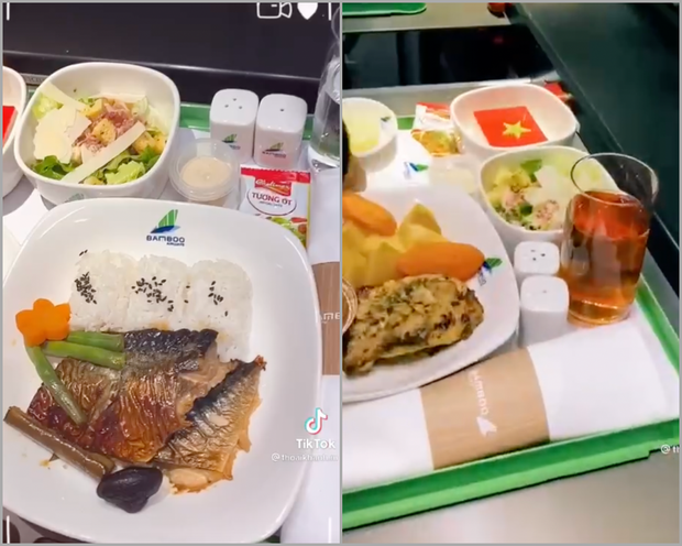 The story is now being told: Revealing the special meal of the Vietnamese team on the flight to Dubai 5