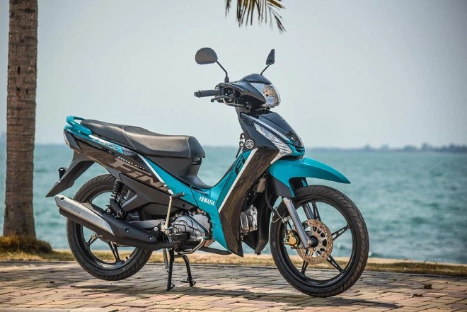 Honda Wave 110i's rival impresses with its 4 fuel-saving feature
