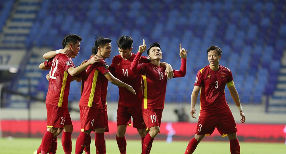 Chinese fans: 'Slowly, people in Vietnam also won tickets to the World Cup, while I wait for the day to win tickets to pick up Laos'