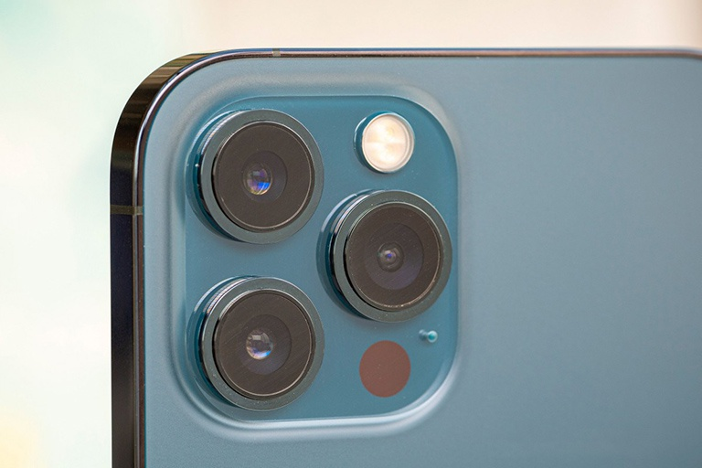 iPhone 13 Pro Max revealed with a significantly larger rear camera cluster than its 2