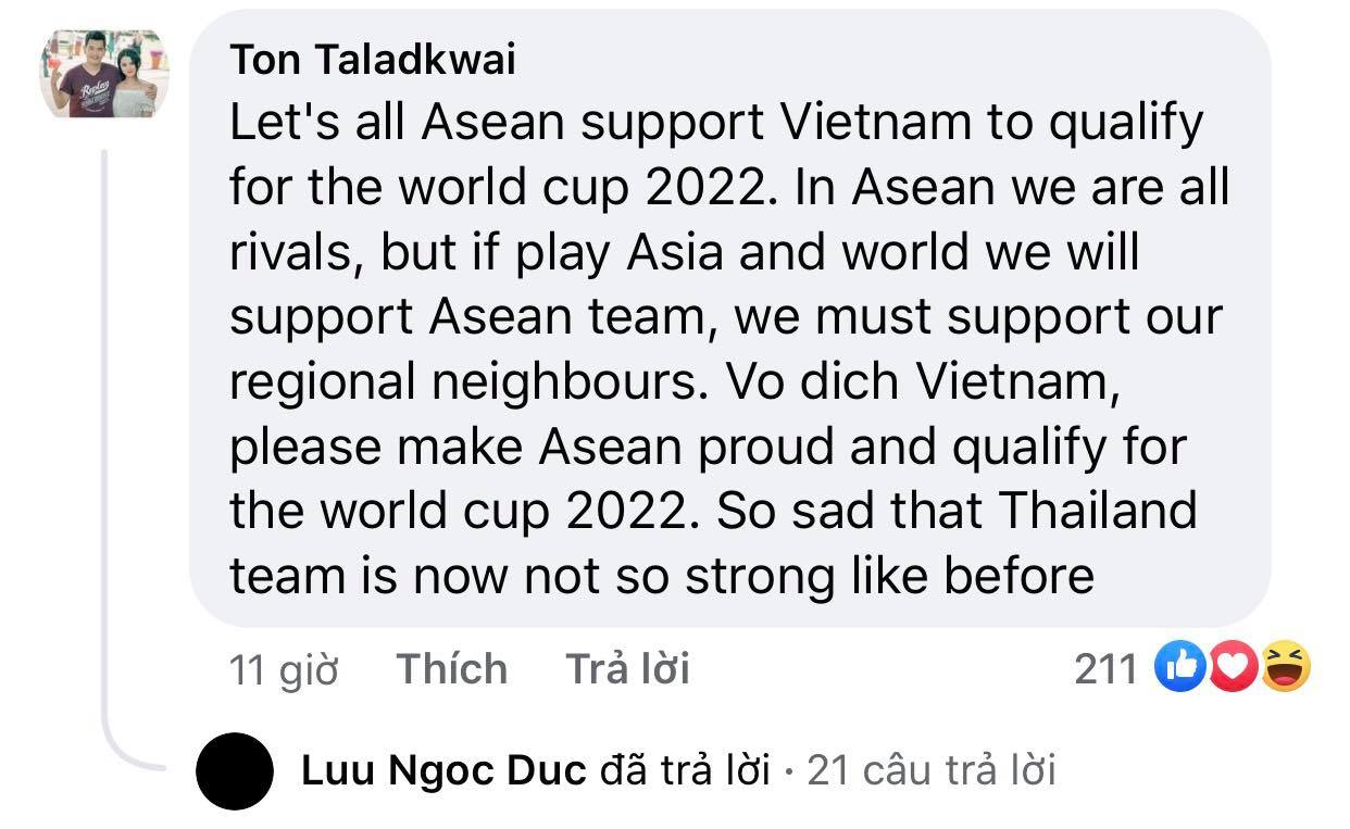 Vietnam's victory makes Indonesian fans admire and respect 2
