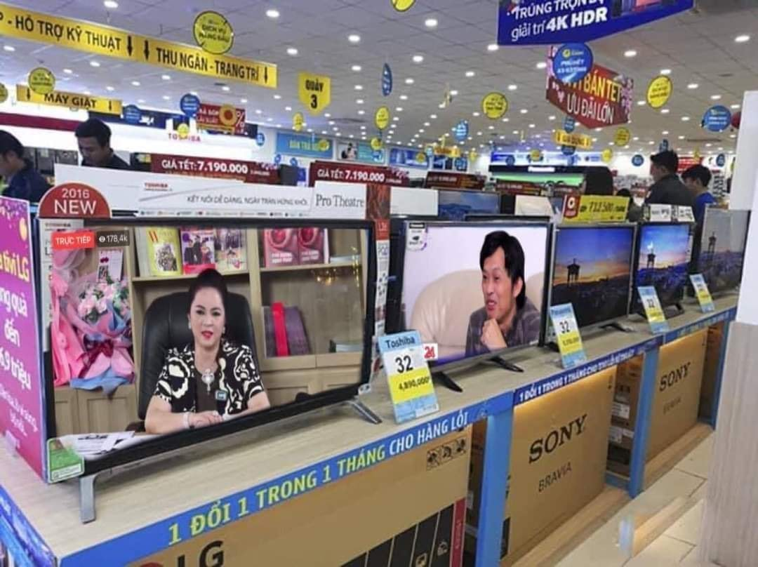 The CEO of the electronics company suddenly thanked Ms. Phuong Hang: One day sold more than 3,000 TVs because of the livestream 5