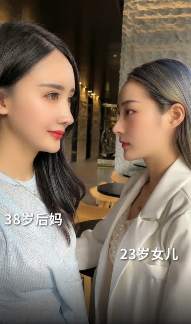 Duong Mich became the ideal model of young people in China, even 'restore' beauty had to 'copy paste' 7