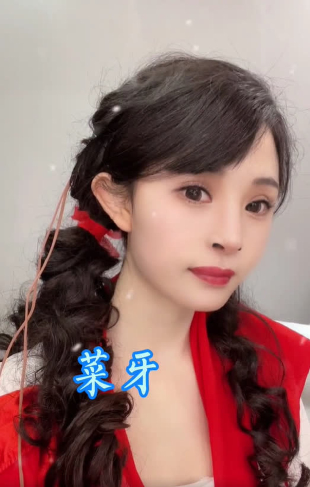 Duong Mi became the ideal model of young people in China, even 'restore' beauty had to 'copy paste'