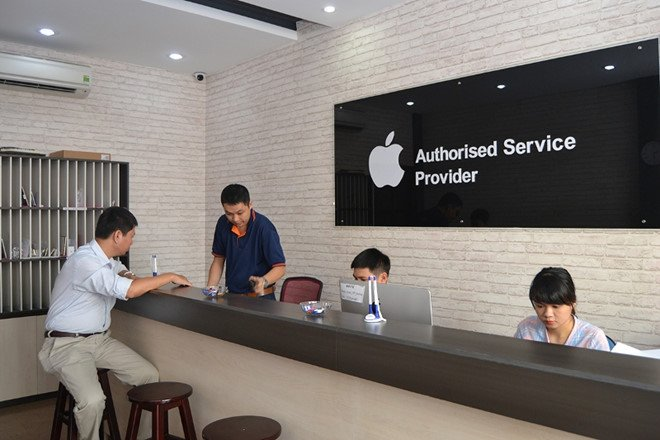 Apple changes warranty policy in Vietnam, iPhone users need to pay special attention