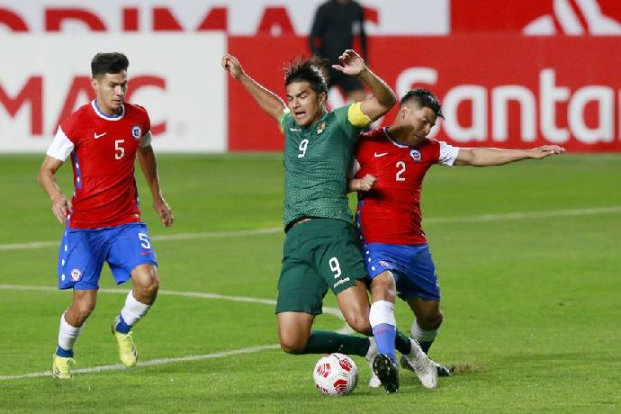 Review the match Paraguay vs Bolivia, 07h00 on 15/06 2