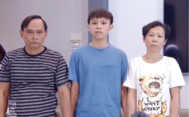 The most 'hardest' mother-in-law on the screen suddenly spoke up, clearly showing the attitude of Ho Van Cuong and Phi Nhung about the noise.