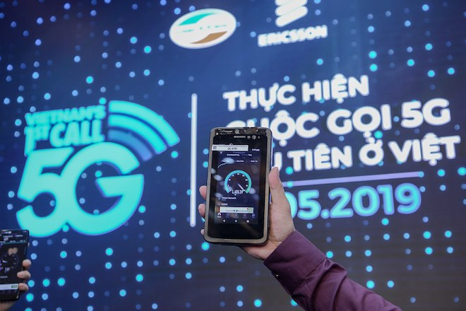 Want to use 5G network, this is what iPhone users in Vietnam need to do