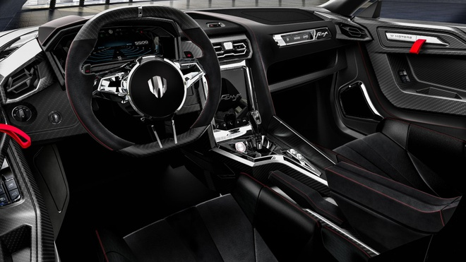Take a look at 5 sports car models with the most beautiful interiors in the past 2 decades 2