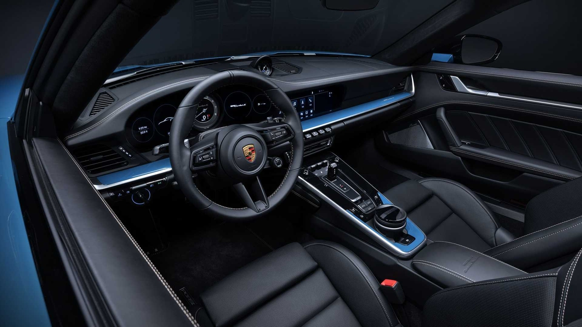 Check out the 5 sports car models with the best interiors in the past 2 decades