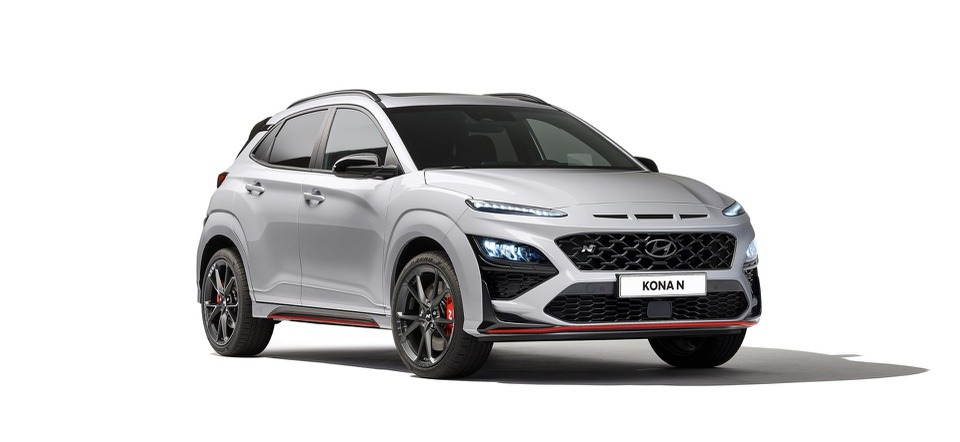 Hottest car news 4/27: The price of Honda SH has skyrocketed, the high-performance Hyundai Kona has been released