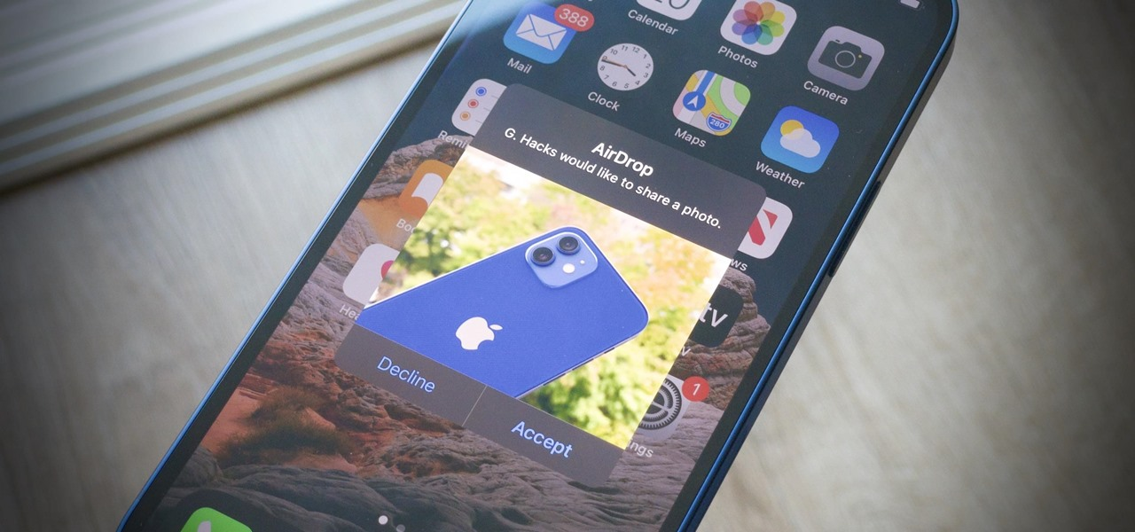 Using iPhone, turn off AirDrop now before it's too late 2