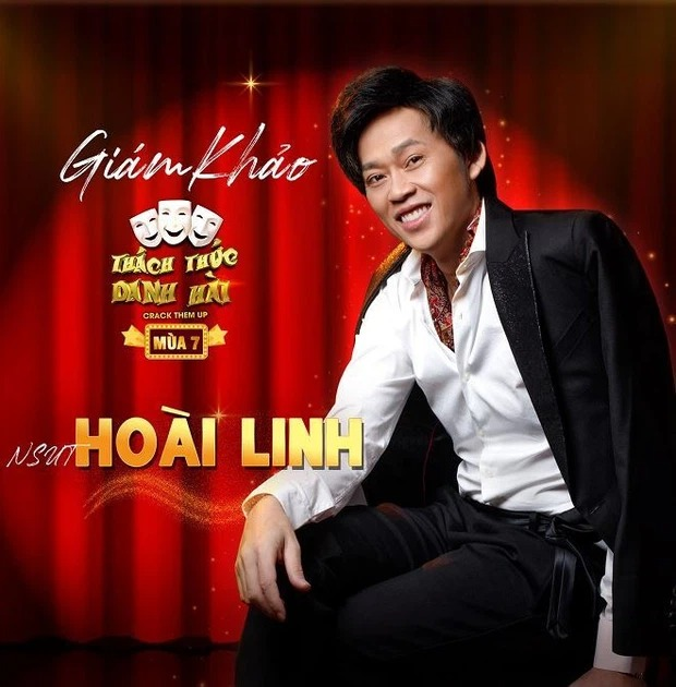 Hoai Linh's move before the question of being banned from broadcasting on Ho Chi Minh City Television 4 hình