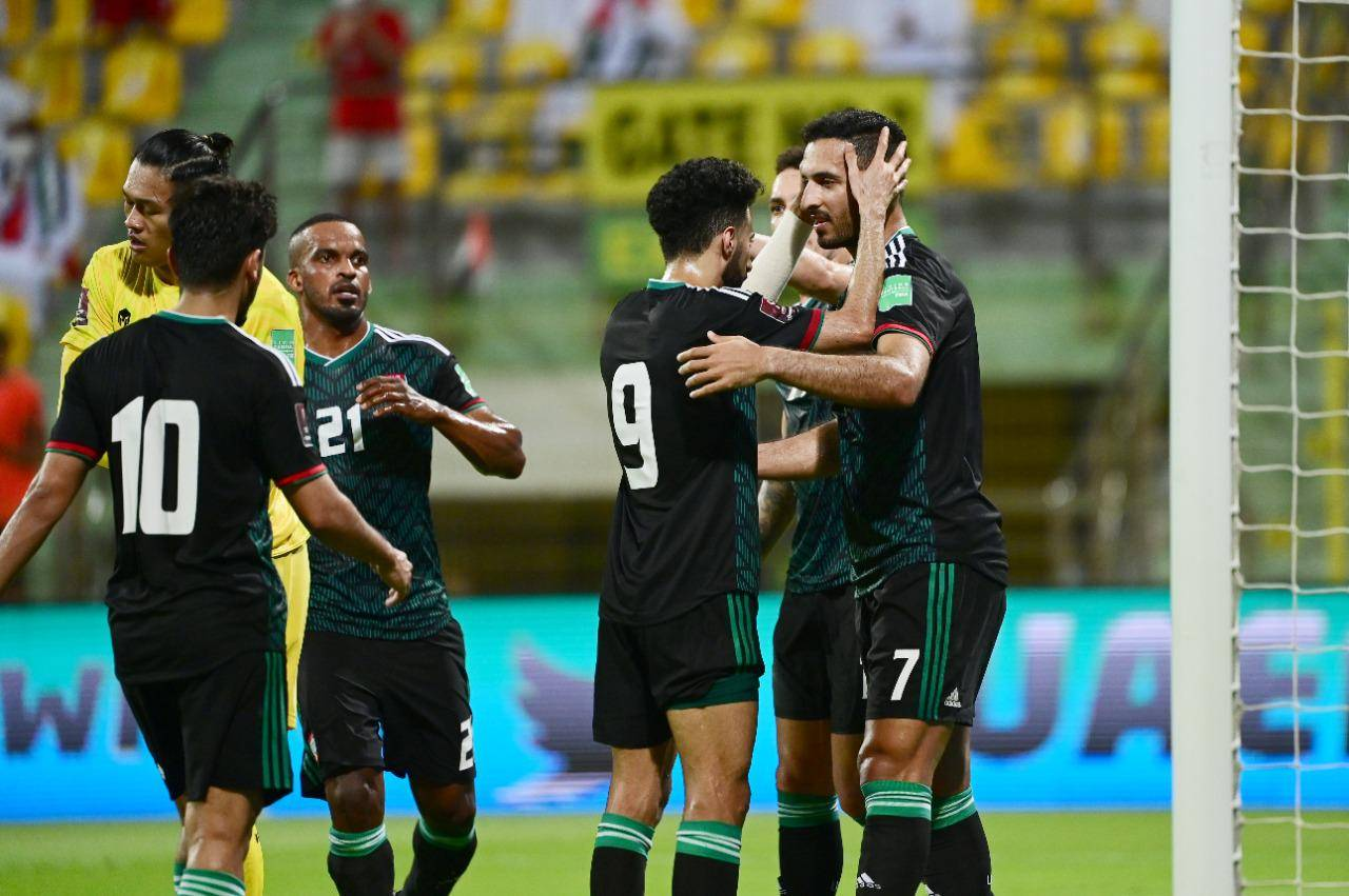 Comment on the match Vietnam vs UAE: Waiting for the historic moment 2