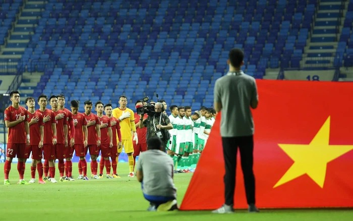 Comment on the match Vietnam vs UAE: Waiting for the historic moment 5
