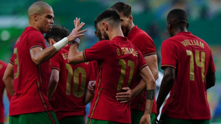 Review the match Hungary vs Portugal, 23h00 on 15/06 2