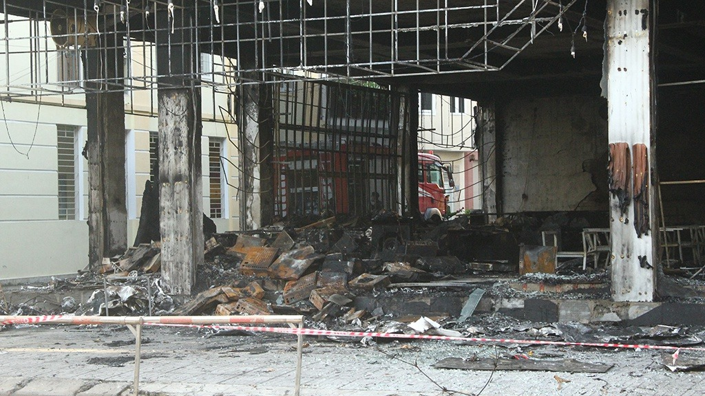 Identity of 6 victims in Nghe An 2 tea room fire