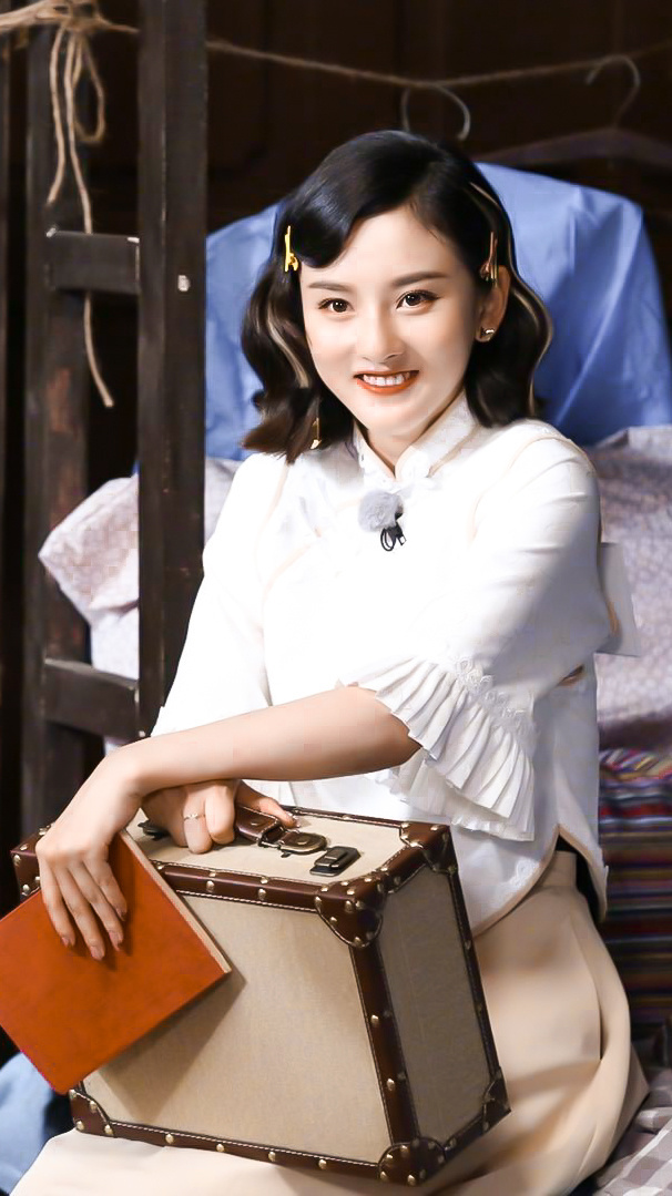 Chinese beauties compete in ancient shaping in 'Running Man': Angelababy is excellent, Menh Tu Nghia is completely inferior 4