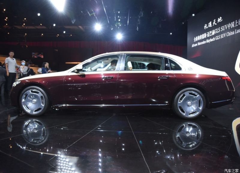 Examining the cheapest version of the Mercedes-Maybach line: Is the low price still luxury?  2