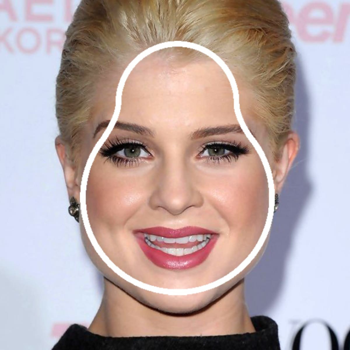 What does your face shape reveal about you?  8