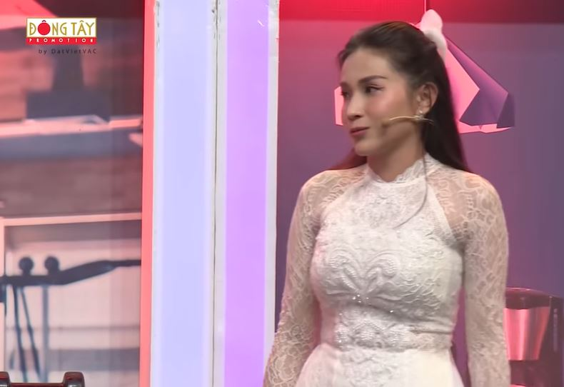 Being exposed by Truong Giang and Kha Nhu, Nha Phuong has a strange attitude 3