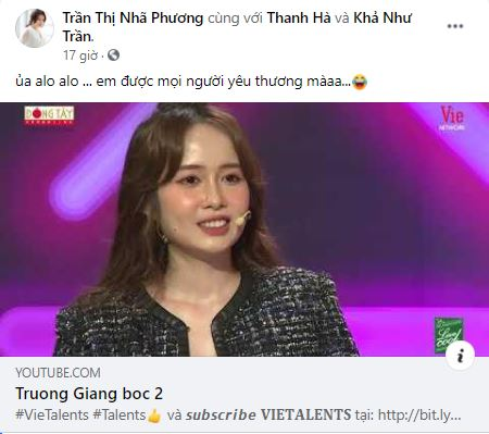 Being exposed by Truong Giang and Kha Nhu, Nha Phuong has a strange attitude 6