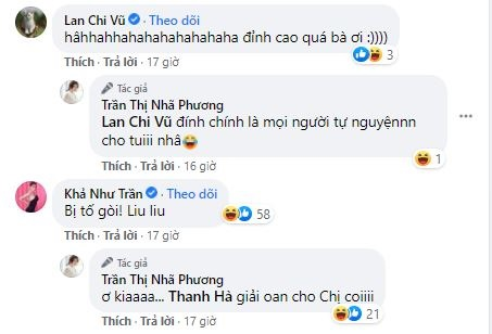 Being exposed by Truong Giang and Kha Nhu, Nha Phuong has a strange attitude 7