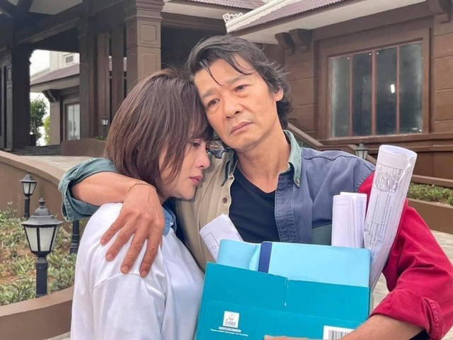 The upcoming image of 'Flavor of friendship': Long and Nam are more and more emotional, Mr. Sinh accepts his child in tears 2