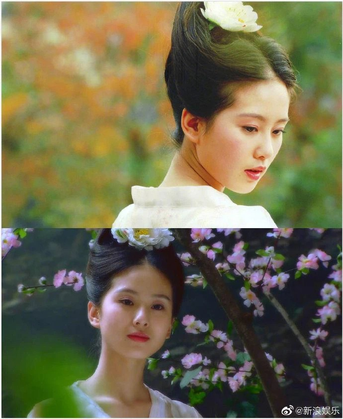 People dig up a series of photos of Luu Thi Thi 14 years ago, the beauty is no less beautiful than the present 2