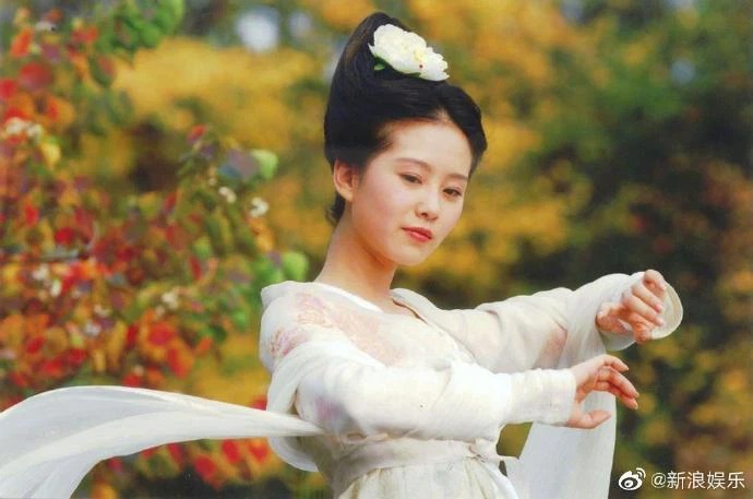 People dig up a series of photos of Luu Thi Thi 14 years ago, the beauty is no less beautiful than the present 3