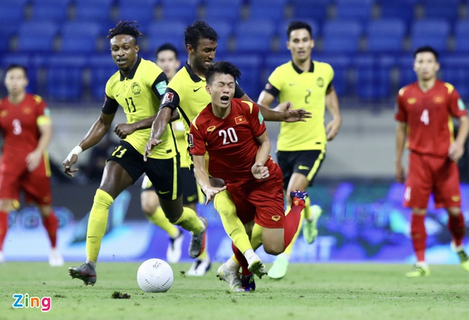 Not expecting anything in the national team, the Chinese newspaper asked Vietnam to