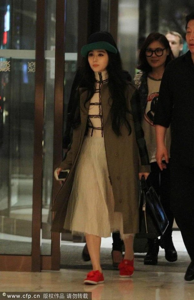 Cbiz's airport fashion colors: From bad 'mist' to ugly, words can't describe 2