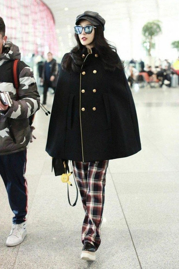 Cbiz's airport fashion colors: From bad 'fog' to bad words can't describe 6