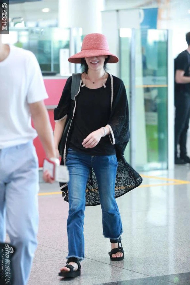 Cbiz's airport fashion colors: From bad 'fog' to bad words can't describe 7