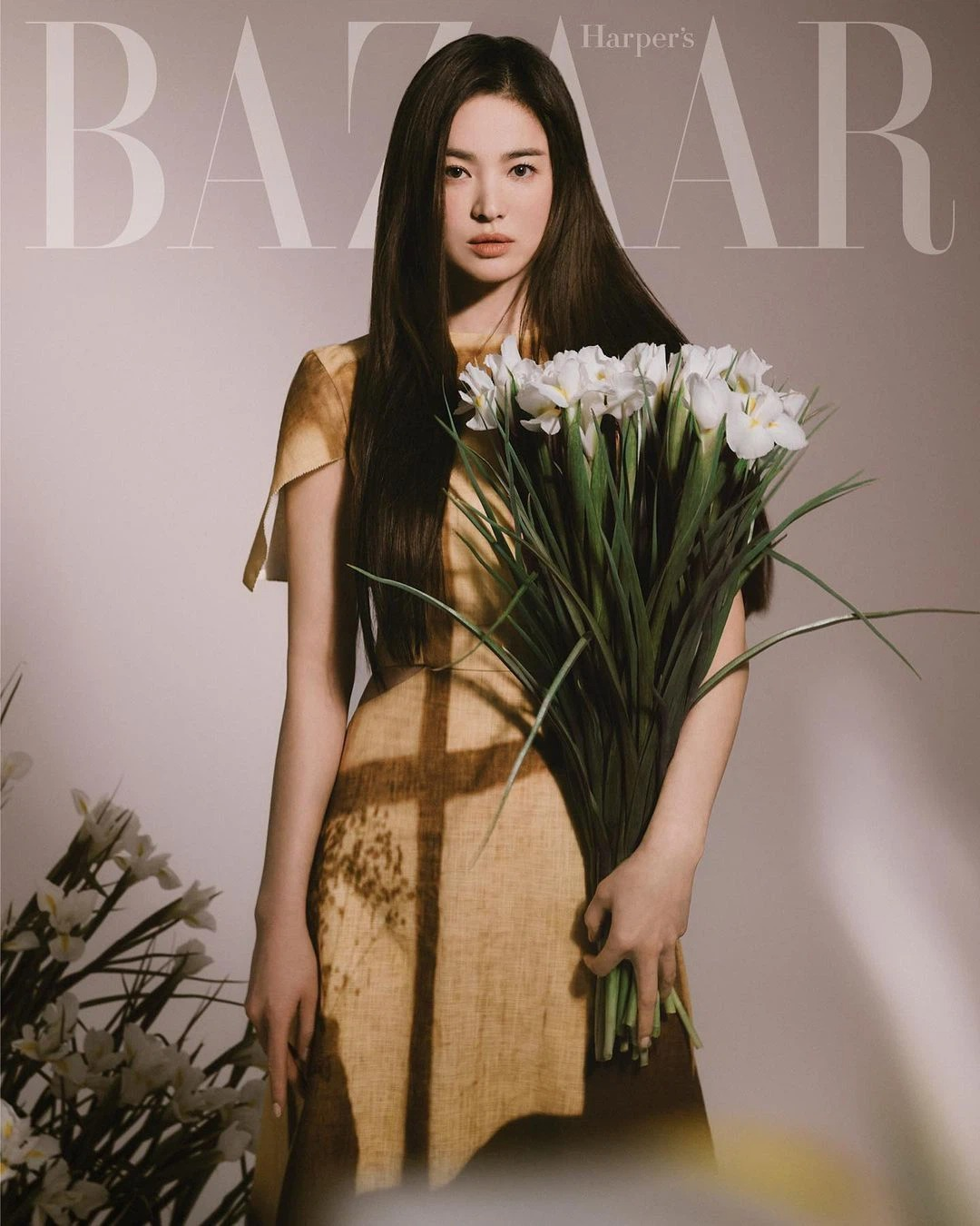 Song Hye Kyo 'collects' fanboys all male Cbiz: Duong Duong forgot to eat and sleep 2