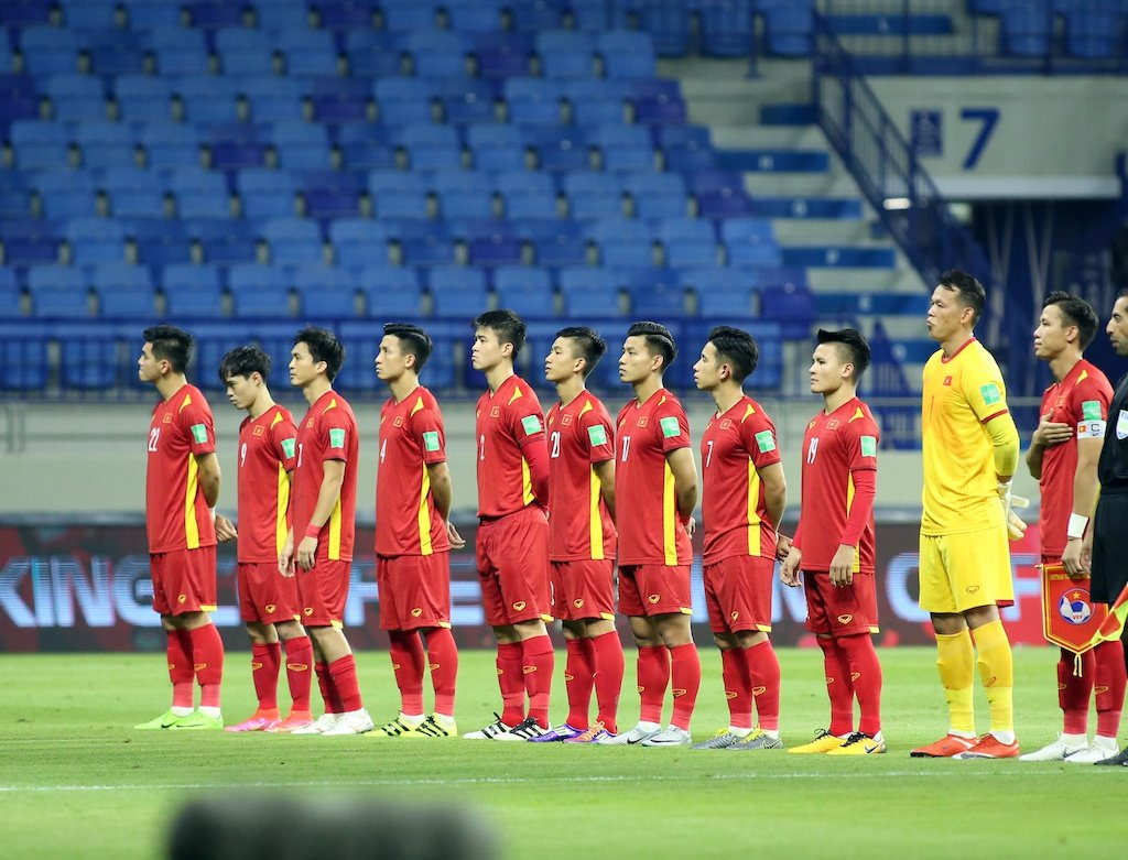 The Vietnamese team only quarantined for 7 days after returning home 3