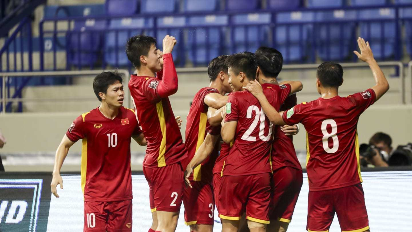 The Vietnamese team only quarantined for 7 days after returning home