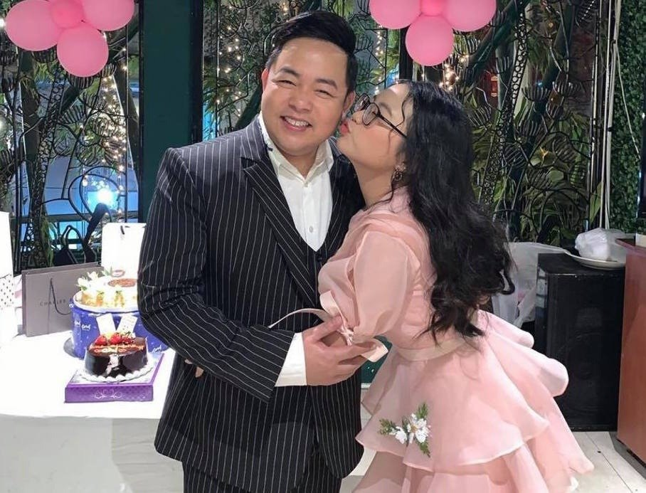 Quang Le revealed about his relationship with Phi Nhung amidst the noise around Ho Van Cuong 2