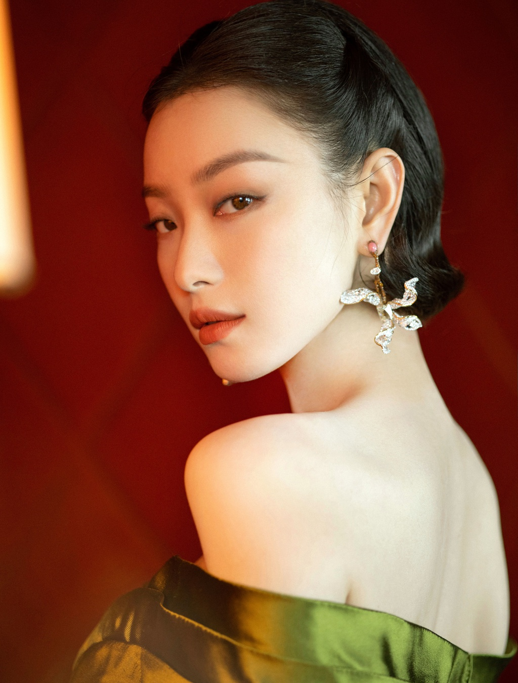 China's First Hound - Zhuo Wei revealed the list of the most 'clean' female artists Cbiz 5