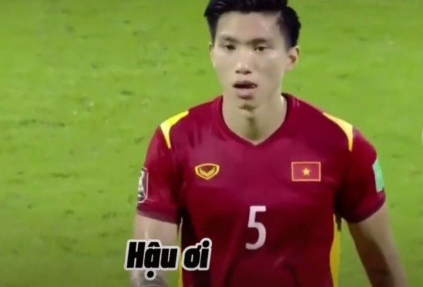 Revealing the reason why fans cursed Van Hau in the UAE match: 'Don't play in the next round'